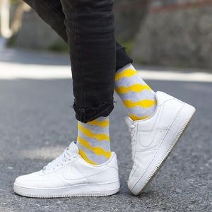 Socks N Socks Underwear & Socks - 3/$25 Socks N Socks Wave Socks